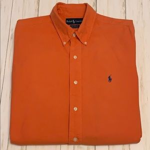 Polo Ralph Lauren 🐎 Long Sleeve. Size Large.